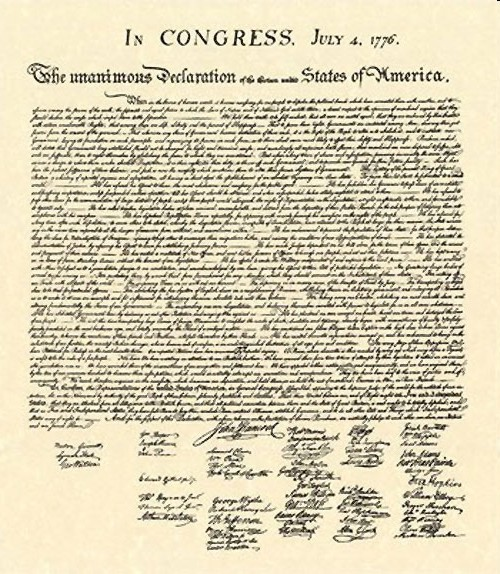 """the introduction of the declaration of independence Part one: the declaration and the constitution in this first lecture of the """"introduction to the constitution"""" series, dr larry arnn, hillsdale college."""
